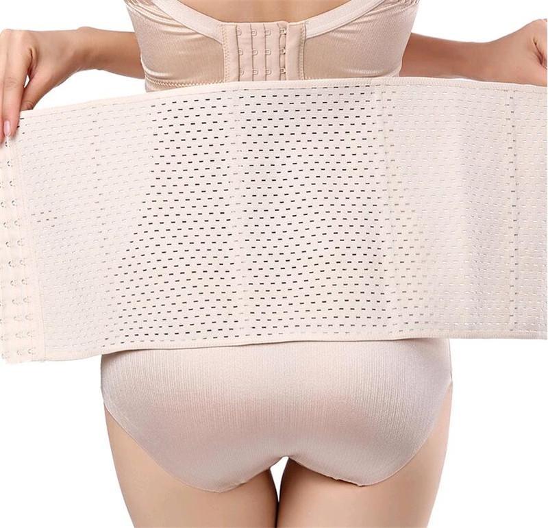 Hirigin Frauen-Körper-Former, Taillen-Gurt-Trainer Cincher Korsett Shapewear Bauch Gürtel Plus Size L-3Xl # OU255