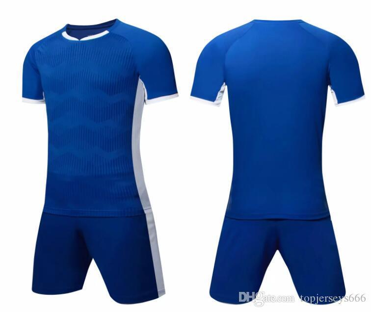 Nova 2019 camisa 2020 Homens Football Jerseys Hot Sale 003 Outdoor Vestuário Football Wear alta qualidade
