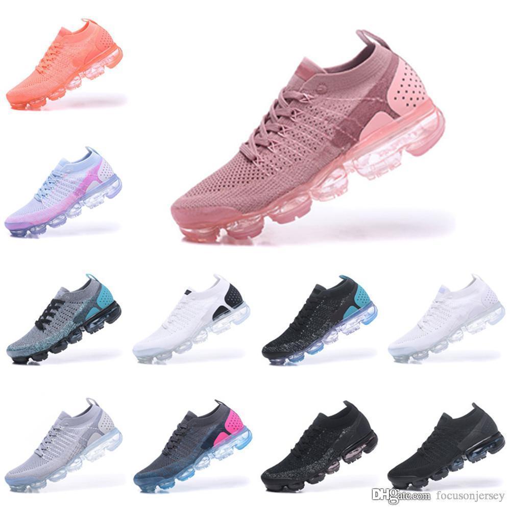 Yüksek Kaliteli Moda Erkek için Moda tasarımcısı buharları 2.0s 2018 Erkek Kadın Şok çalıştırmak lüks Ayakkabı maxes Sport Sneakers çalıştırmak
