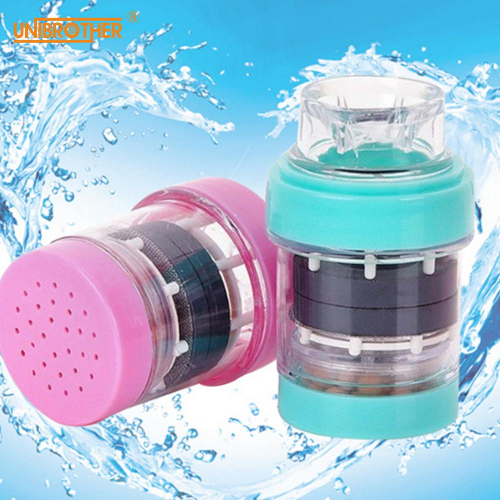 Household Faucet filter water purifier magnetizing kitchen for home tap filter for water active carbon shower drop shipping