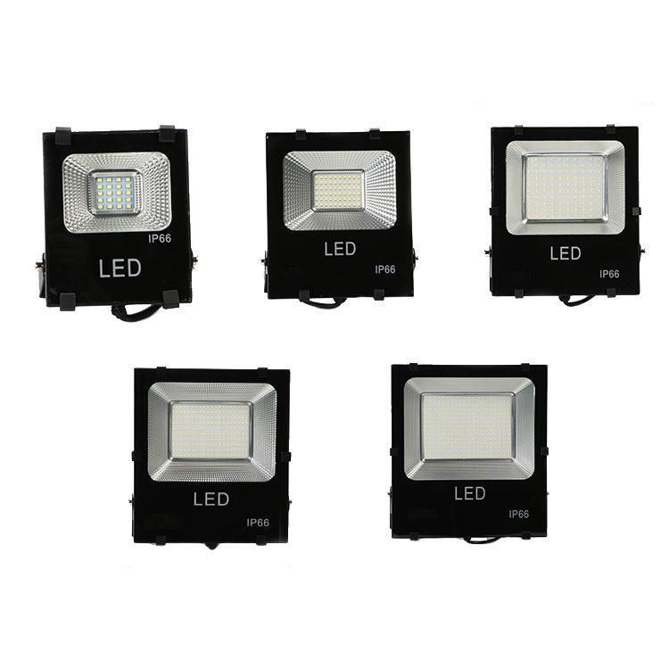Illuminazione di inondazione per esterni 5054 Luci a led 250W IP66 Lampada da parete per esterni a LED impermeabile impermeabile 85-265V