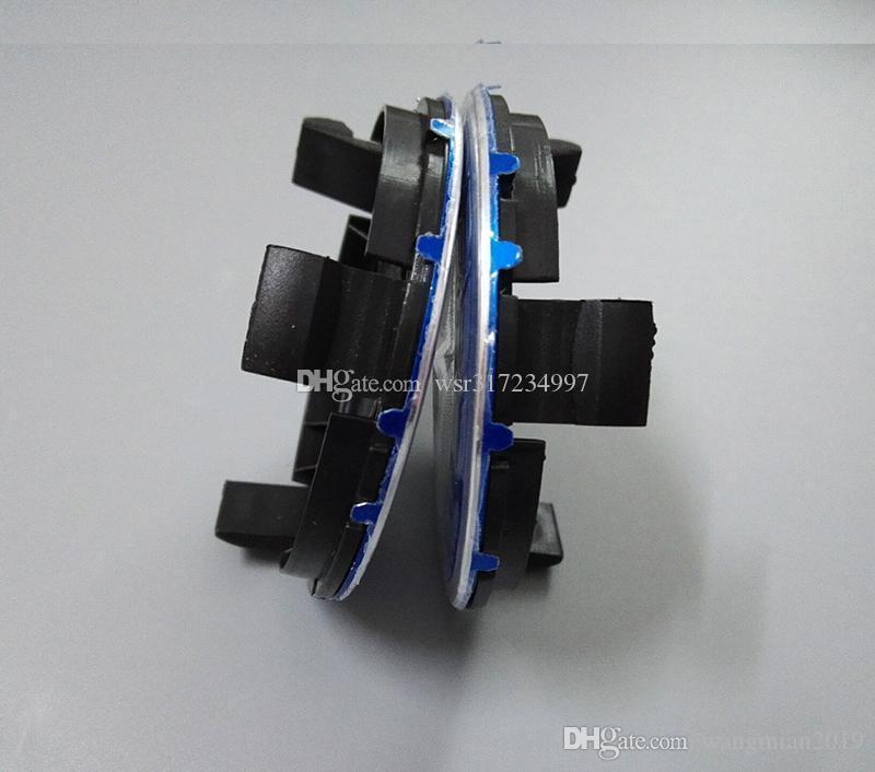 50pcs 75 mm para Mercedes-Benz roda trigo tampão de cubo emblema Luz C180 C200 C280 E200 E260 E300 ML350 A1714000025 W230 W210 W164