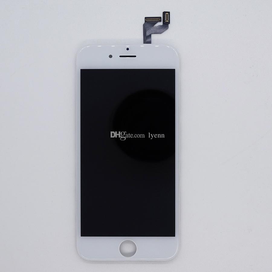 OEM اللون (قريب جدا من اللون الأصلي) شاشة LCD لفون 6S - شاشة LCD شاشة تعمل باللمس محول الأرقام التجميع الكامل