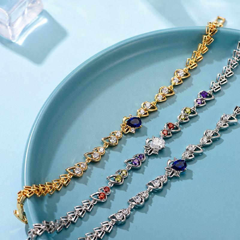Bracelet Fashion Vintage Bracelet Women High-End Gift Party Jewelry
