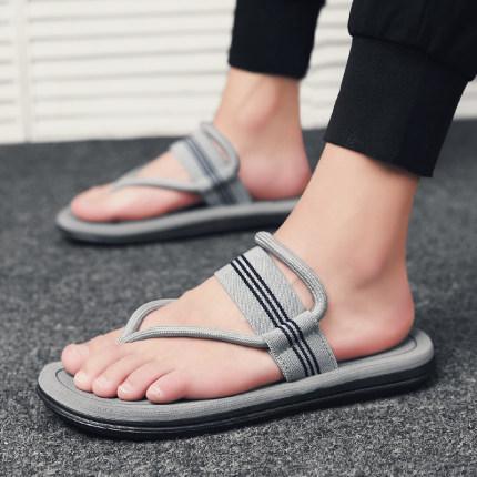 Uomini Slip-on sandali multi colore pantofole di grandi dimensioni infradito scivolare su scarpe estive per l'uomo zy745