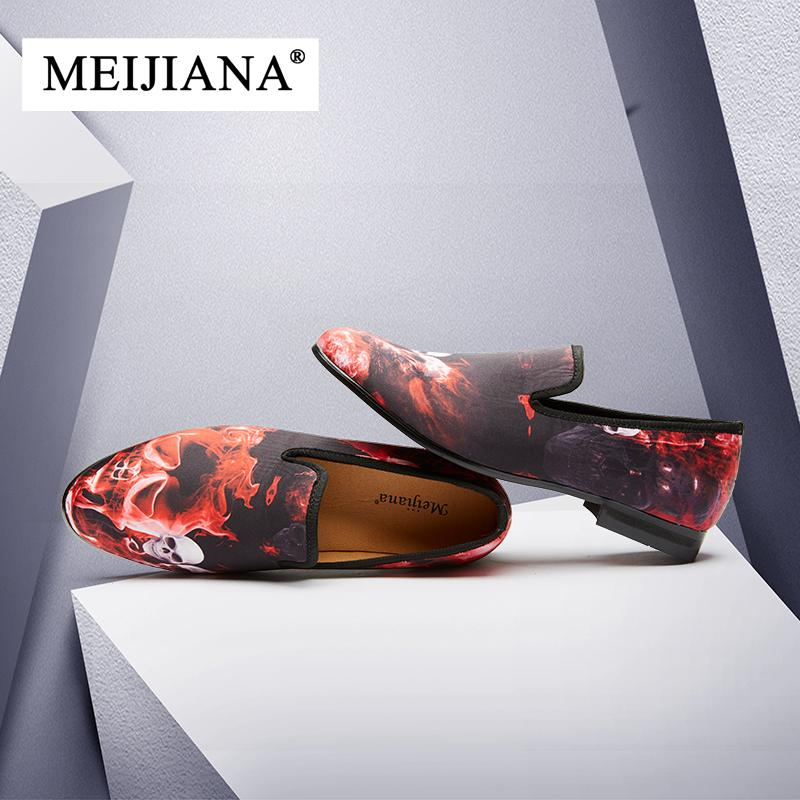 MEIJIANA Breathable Lightweight Driving High Quality Fashion Outdoor Flat Shoes Casual Shoes Best Selling Comfortable Shoes