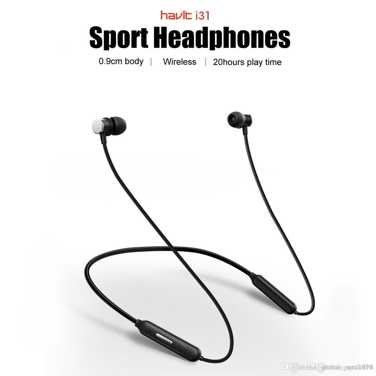 Melhor esporte fones de ouvido bluetooth 20 horas vezes jogar fones de ouvido sem fio magnético bluetooth 4.2 fones de ouvido à prova d 'água para iphone samsung