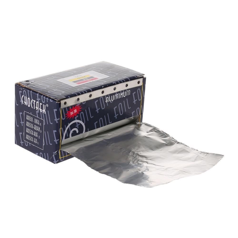 Foglia di alluminio per il Perm dei capelli Hair Styling colorazione dei capelli salone parrucchieri strumenti accessori per la W9871