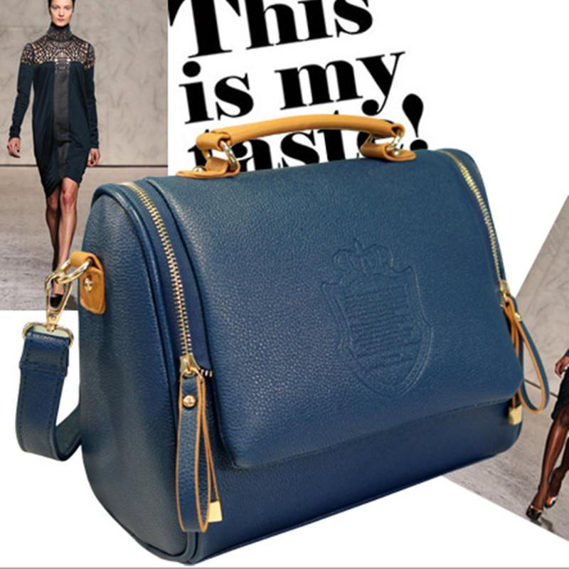 Moda Bolsas mulheres sacos Designers bolsas Senhoras bolsas Totes com o ombro Plain fechamento com zíper bolsas de luxo para mulheres sacos