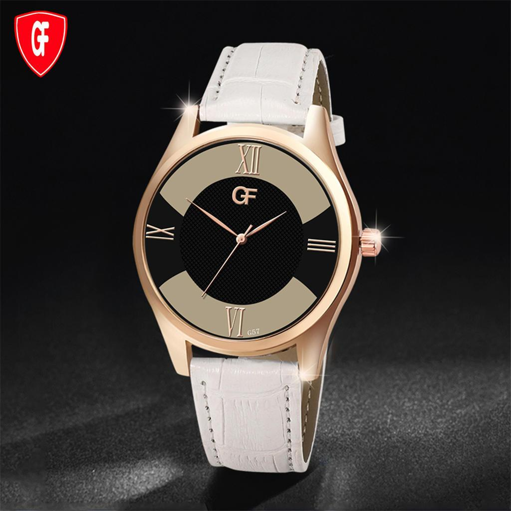 2019 Wristwatch Male Clock Hot Man Leather Watch Whatever Late Anyway Letter Watches New Pointer Glow Men's Watch Couple#11