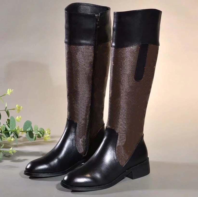 Die neueste Version Echtes Leder Damen Schneestiefel Qualitäts-Trainer-Schuhe der Damen Stiefeletten Stiefel Freizeitschuhe bag04 032