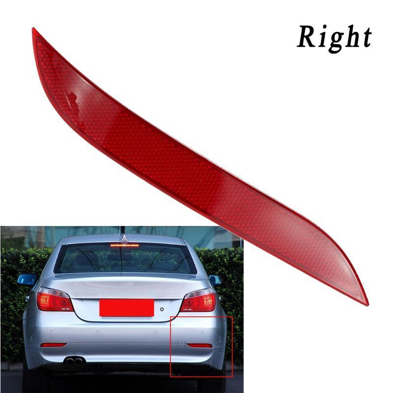 Accesorios posterior reflector de luz exterior reflectante parachoques Izquierda / Derecha