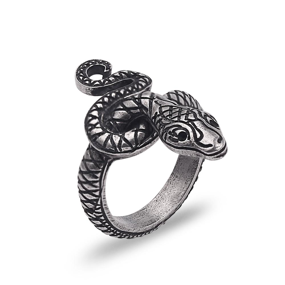 Wholesale Dark Soul 3 Ring of Favor and Protection Snake Ring Metal Ring Dark Soul Equipment Cosplay Accessories for Women/Men