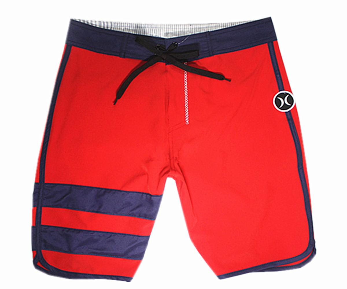 Awesome Spandex Fabric Casual Shorts Mens Relaxed Low Bermudas Shorts Board Shorts Beachshorts Quick Dry Surf Pants Swimming Trunks Swimwear