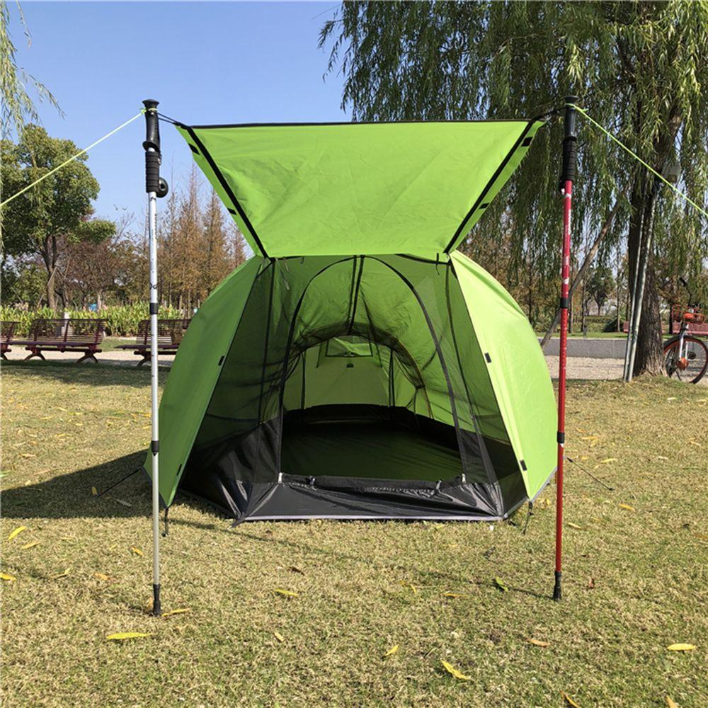 Outdoor Mosquito Repellent Mesh Tent Camping Tent With Waterproof