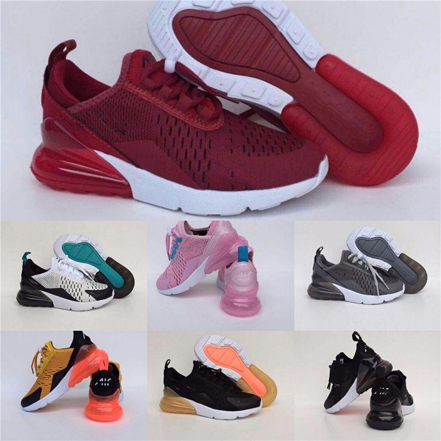2020 Shoes J8 vôo Air Outdoor Children Basketball Boy Girl Juventude Kid esporte funcionar Basketball Botas Sneaker Size 28-35 # 600