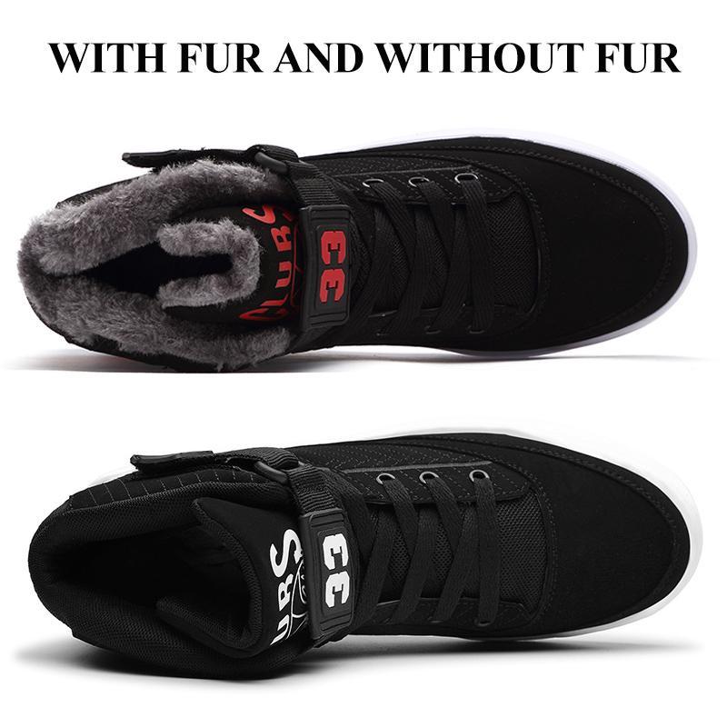 warm mens shoes