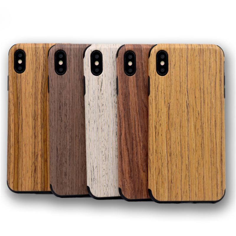 فاخر خشبية حالة الخيزران الهاتف آيفون 11 برو ماكس X XR XS ماكس 8 7 زائد غطاء لينة الهاتف لسامسونج غالاكسي S11 S11 S20 فائق S11e