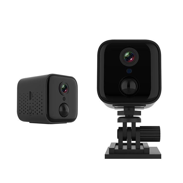 1080P Mini WiFi IP Camera A21 PIR Night Vision Motion Detect Alarm Security Cameras HD mini Magnetic Remote Monitoring camera