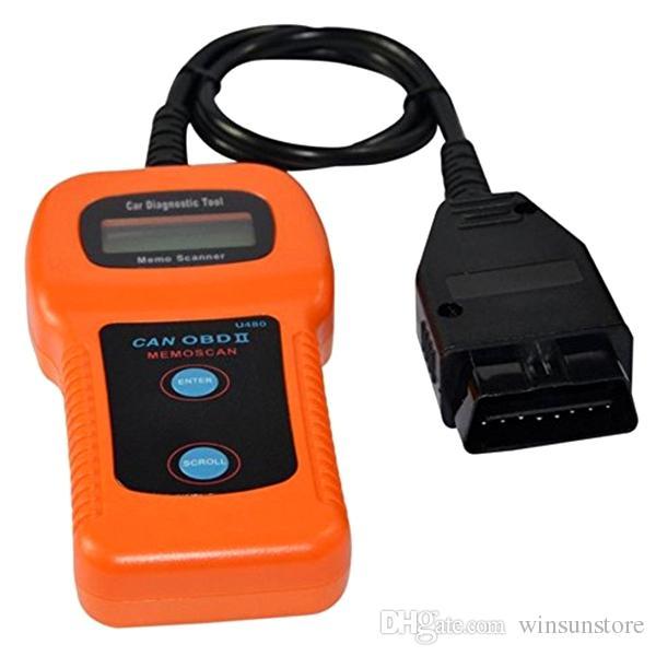 Lecteur de code des véhicules à moteur d'outil d'analyse de scanner de l'outil de diagnostic de voiture C27 OBDI2 OBD2 EOBD pour le camion de voiture