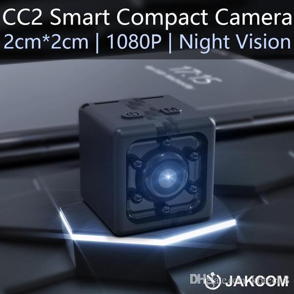 JAKCOM CC2 Compact Camera Hot Sale in Mini Cameras as peephole voice registro de agua small camera wifi