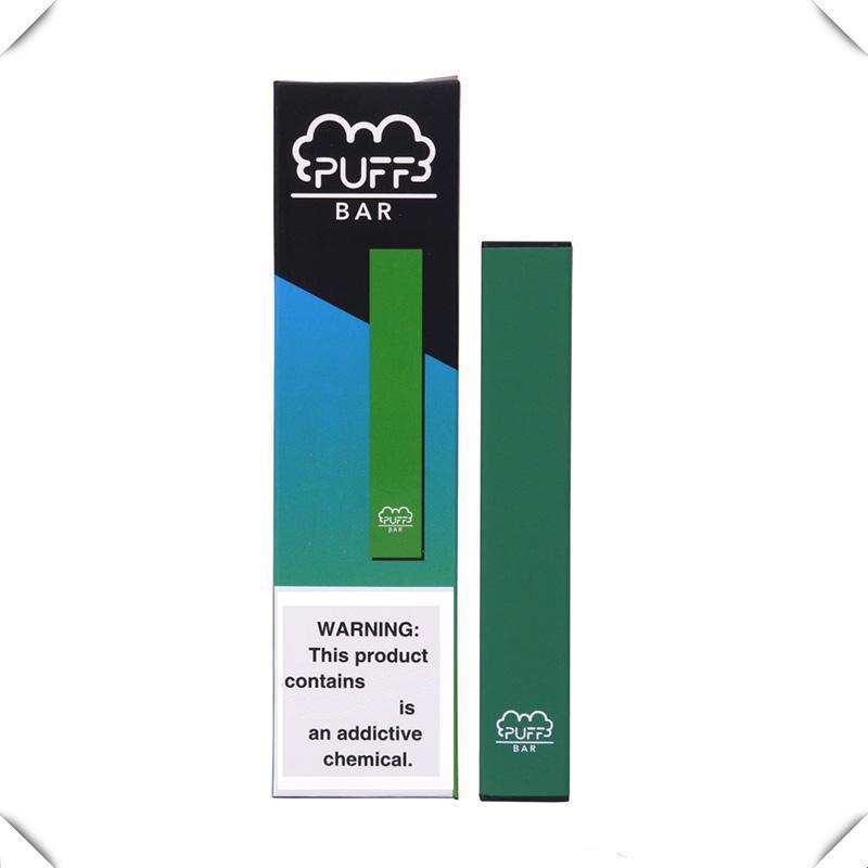 Fabbrica di New Best vendita Nizza di stile USA vendite calde monouso 2020 gettare all'ingrosso Vape Pen Puff Bar monouso