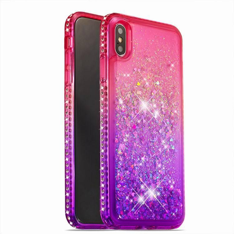 Glitter Cover For IPhone X XS Max