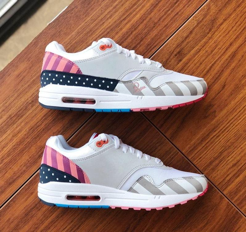 2019 Piet Parra 1 Friends And Family Classic Running Shoes Fashion Colorful Casual Sport Skateboaridng s Trainers Designer Sneakers 36-45