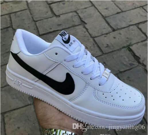 Vente chaude Taille 36-44 2020 version améliorée Nouveau Toutes les chaussures blanches hommes et femmes à la mode Chaussures Casual