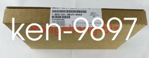العلامة التجارية الجديدة سيمنز PLC 6ES7 421-1BL01-0AA0 6ES7421-1BL01-0AA0 # RS19