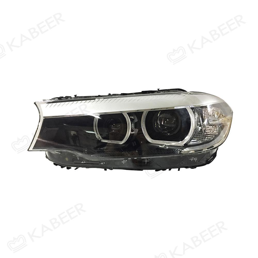 Assemblea fari si adattano 5 serie G38 2014-2017 Complete PlugPlay Aftermarket luce anteriore dell'automobile