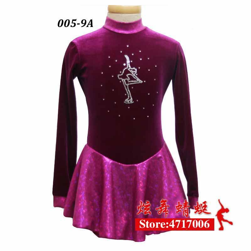 Figure Ice skating dress/Twirling/Dance Costume/Tap leotard MADE TO FIT