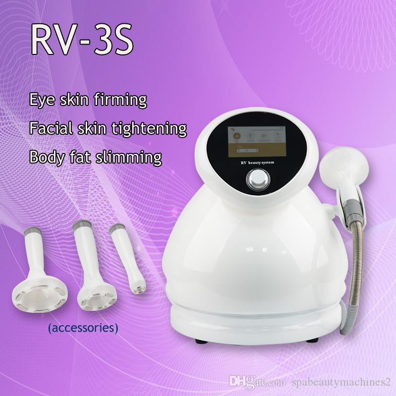 weight loss anti wrinkle face body care skin lifting RF vacuum photon fat burning eyes face slim body machine
