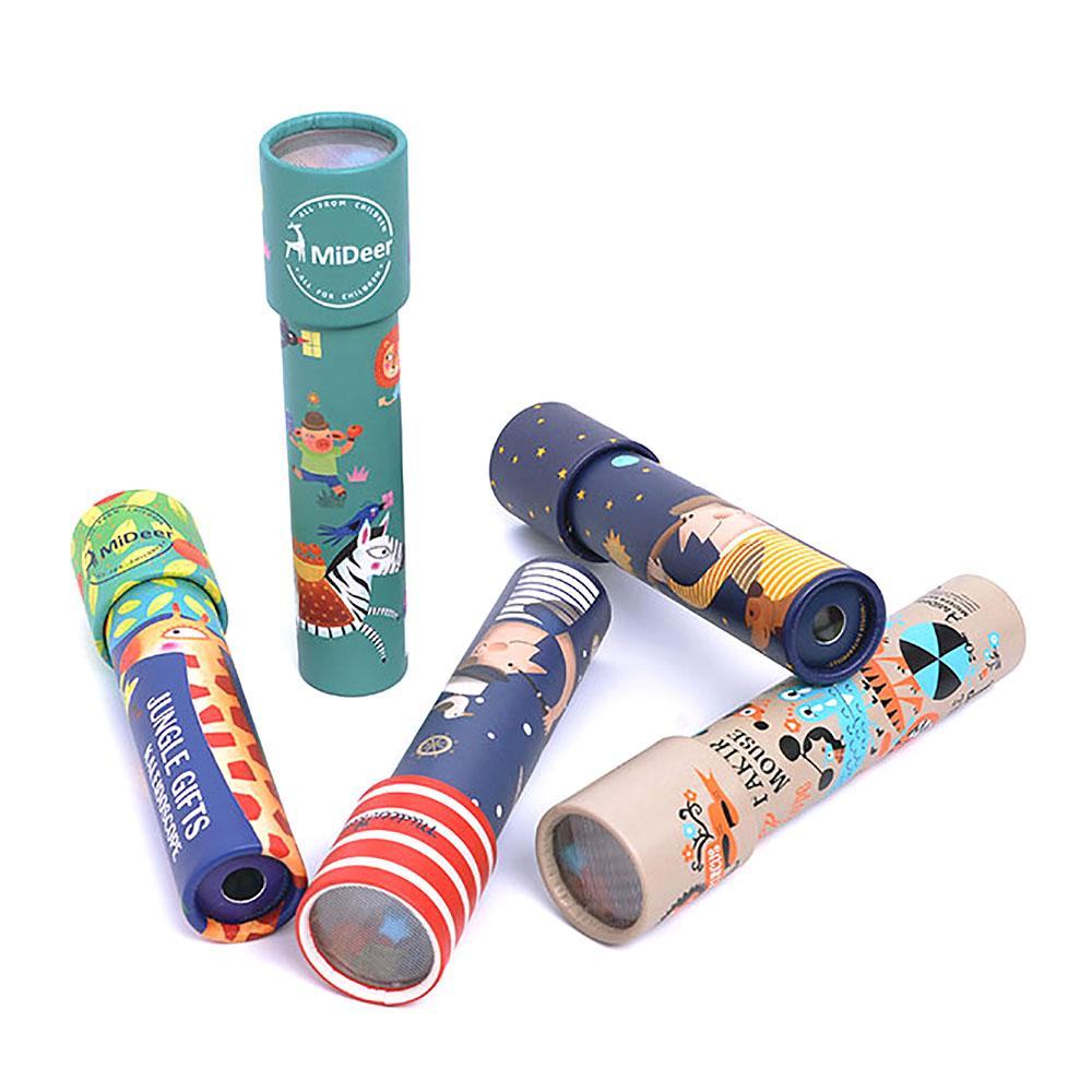 New Kaleidoscope Toy Multicolor Magic Changeable Funky Kids Alleviate Eye Strain Ideal Toy For Children