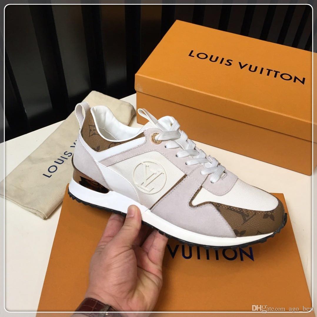 r3 Luxusfreizeitschuhe schnüren sich oben Entwerfer Schuhe Comfort Recht Luxus-Turnschuhe beiläufige lederne Schuhe Herren Sneakers Extrem dauerhafte Stabilität
