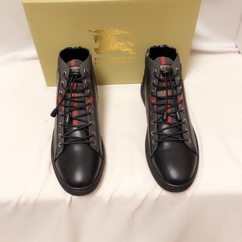 2019 Nueva Hot Venta tigres Zapatos pescador bordado Slip-sobre el Lazy Con el rectángulo de envío 110601