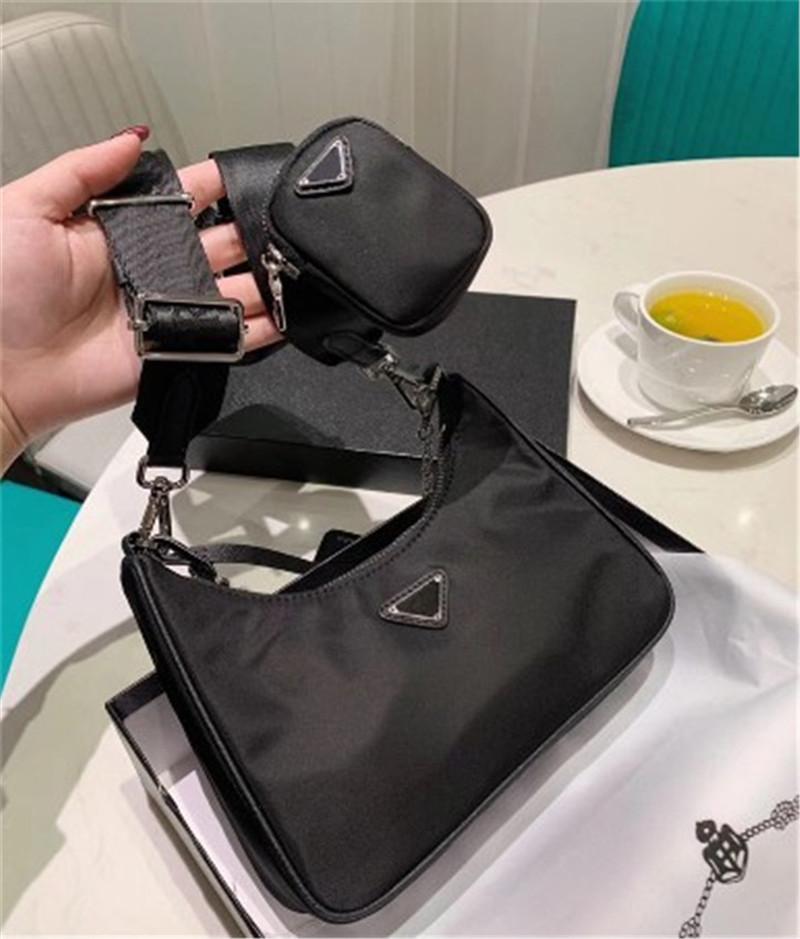 lüks omuz çantası yüksek kaliteli çanta moda iyi maç naylon Tek omuz açıklığı / CFY2001073