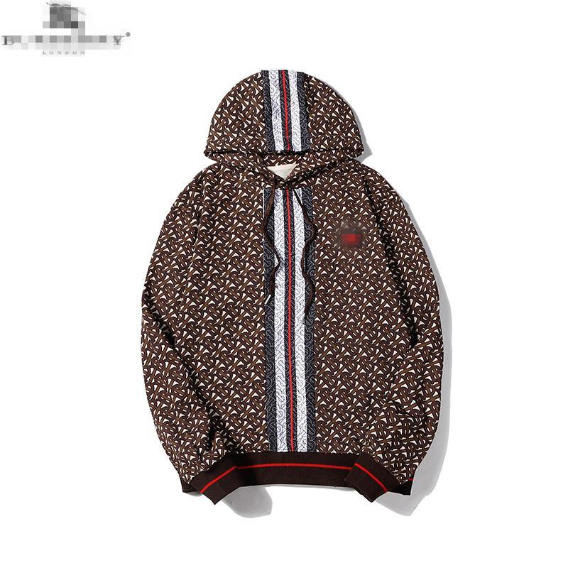 Herbst Marke Sweatshirt Pullover Herren Frauen Designer Hoodies Big B Luxus Pullover Sport Casual Hochwertige Mode Streetwear B100034L