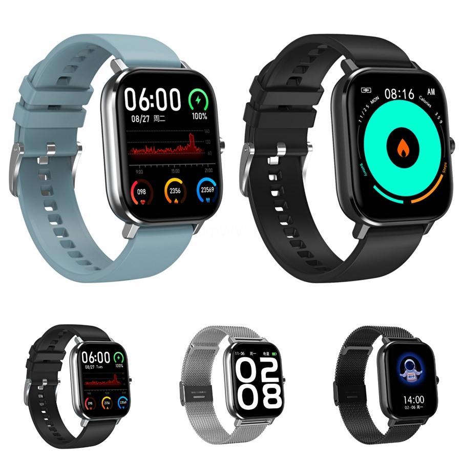 Bluetooth DT-35 relógio inteligente Moda Casual Android relógio digital de pulso esporte Led Assista Par para iOS Android Phone U8 DT-35 Smartwatch # QA231