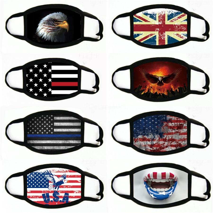 In Stock I Cant Breathe Face Masks Washable Masks Summer Out Door Sport Riding Masks Fashion Designer Printed Mask For Adults Shipping #429