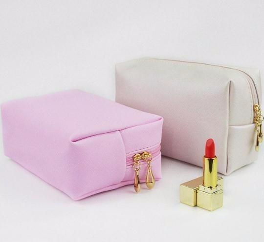 1 Unid Bolsa de Maquillaje Sólido de Viaje de Las Mujeres Cosméticos Aseo Bolsa de Maquiagem moda Dropshipping moda