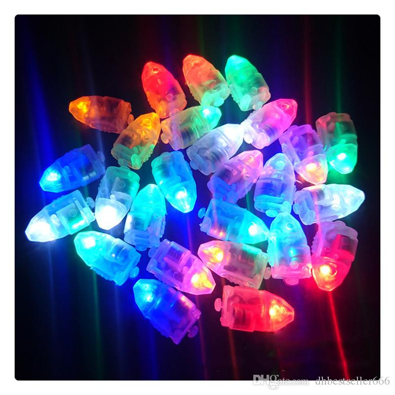10 PCS Novelty Lighting Mini LED Balloon Light Stable Light for Party or Wedding Decoration High Quality