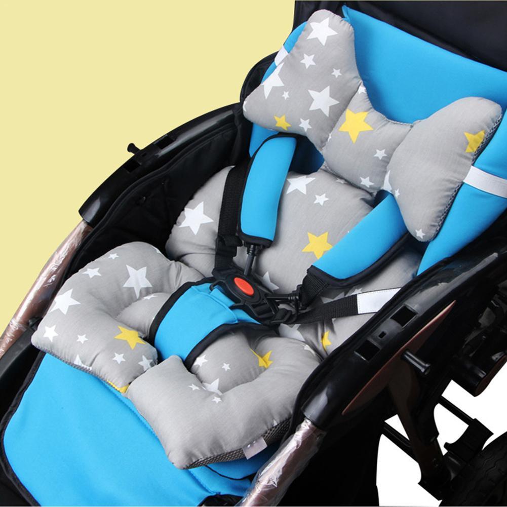 Kinderwagen Autositz Weich Kissen Polster Matte für Baby Säugling Neugeborenes