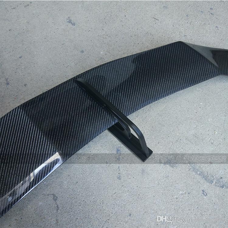 Ajuste para TOYOTA GT86 BRZ para BMW Z4 fibra de carbono cola alerón