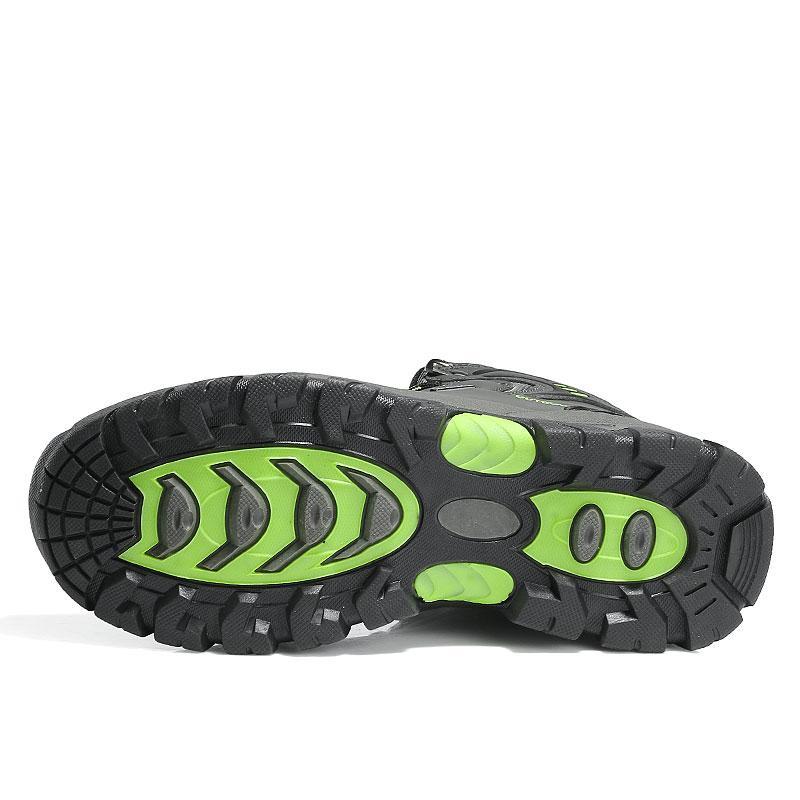 Diseñador para hombre-Avel tobillo Casual zapatillas antideslizantes botas transpirable hombres del cuero impermeable