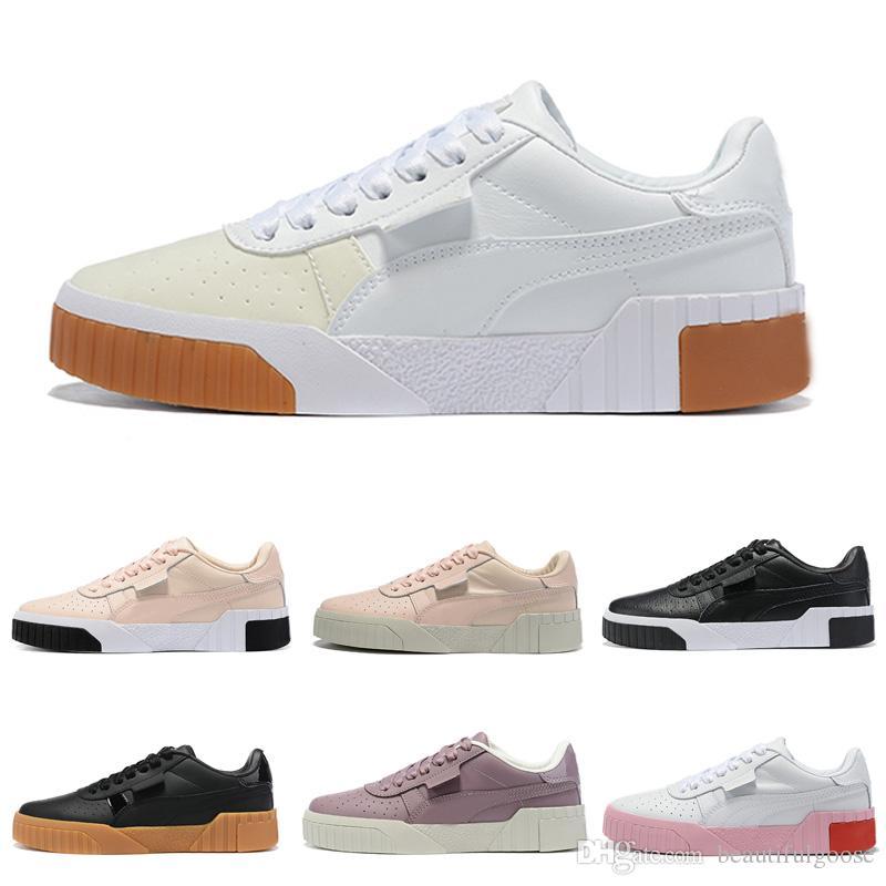 PUMA 2020 New BASKET DEE RICKY BW Mode Großhandel billig Sneaker für Männer Frauen Lauf Skate Sportschuhe 36-45
