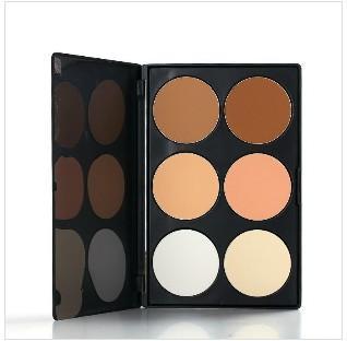 Neueste! Maquiagem Makeup Pudergrundierung Marke Make-up 5 Farben Bake Pulver sehr suitDouble-Deck 2 Farbe SPF20 Perfektion lu mineuse Pulver