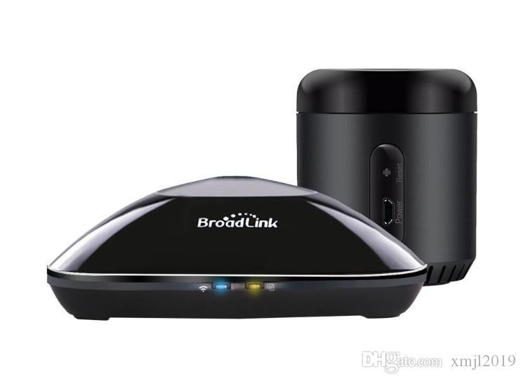 Broadlink RM RM MINI3 interruptor Pro RM2 elegante universal Home Automation Control inteligente de WIFI + IR + RF control remoto de Android