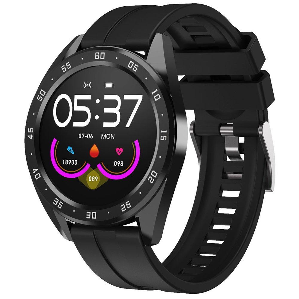 Winsun X10 Sport Intelligent Montre Bluetooth 1.3 pouces Smartwatch