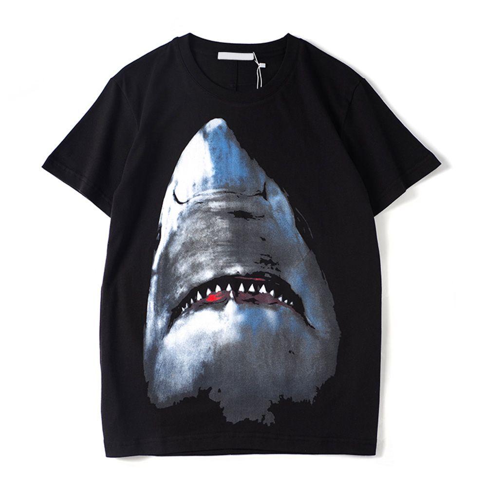 2020SS Yeni Erkek Tasarımcı Tişörtlü Lüks Paris moda tişörtleri Yaz Kadın Desen tişört Erkek Üst Kalite% 100 Pamuk Üst Tee 255361